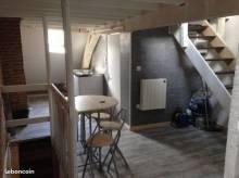 Immeuble de rapport AVESNES. RDC : 1 local commercial + 1 T2 Duplex avec cour privative (à rénover) Etage 1 : 1 studio Etage 2 : 1 studio Etage 3 : 1 T2 Duplex  Prévoir un rafraîchissement des parties communes